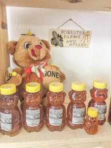 Forester Farms and Apiary